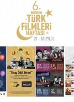 6.Bodrum Türk Filmleri Haftası başladı