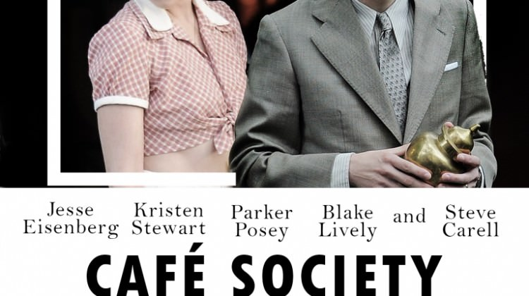 Cafe Society Fragman