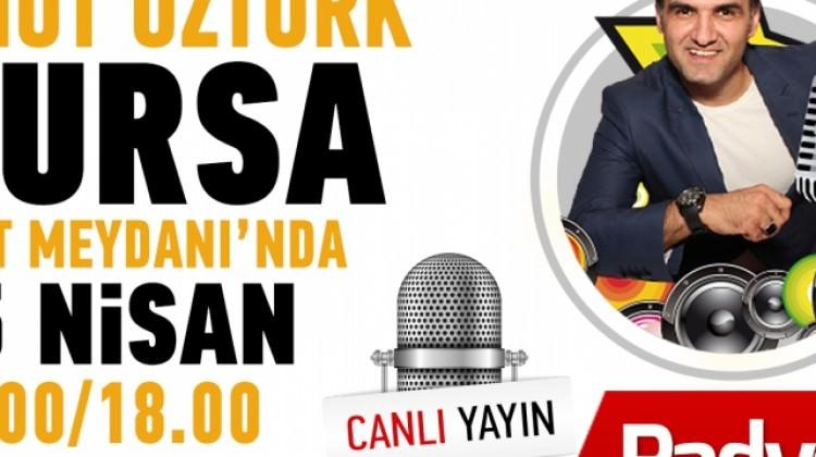 Radyo 7'yle Umut'un Zamanı Bursa'da