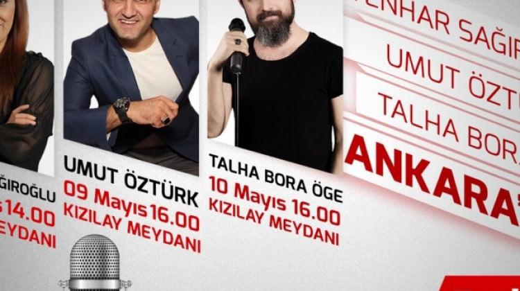 Radyo 7 Ankara' da