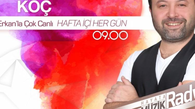 Erkan'la Çok Canlı