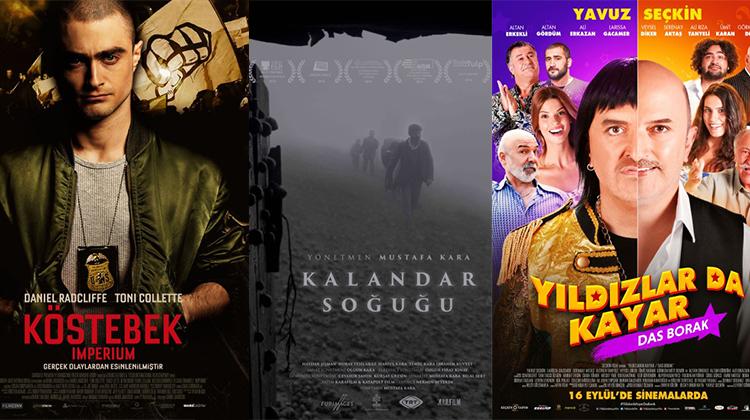 16 Eylül 2016'da Vizyona Giren Filmler