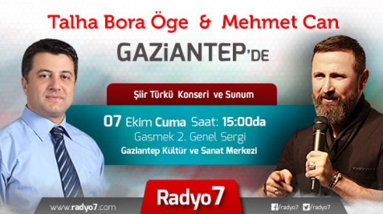 Radyo7 nin Gölgesi Gaziantepte !