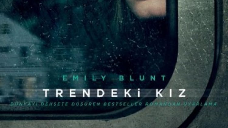 Trendeki Kız - The Girl on the Train Fragmanı