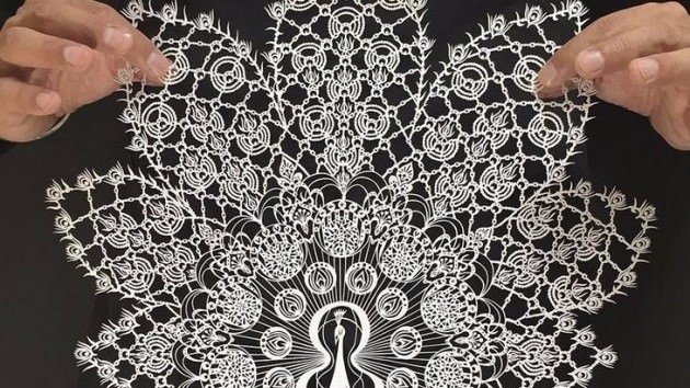 Kağıt Kesme Sanatı