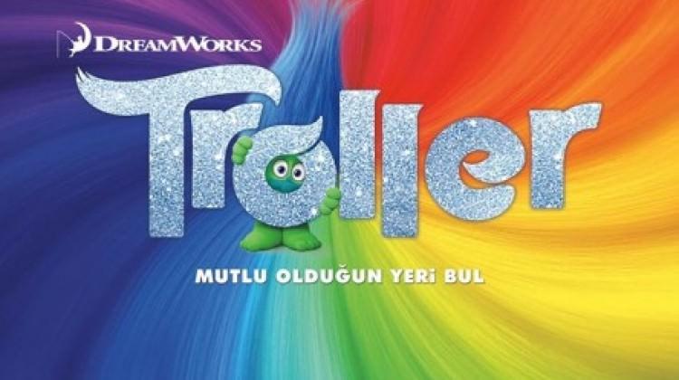 Troller - Trolls 2016 Fragmanı