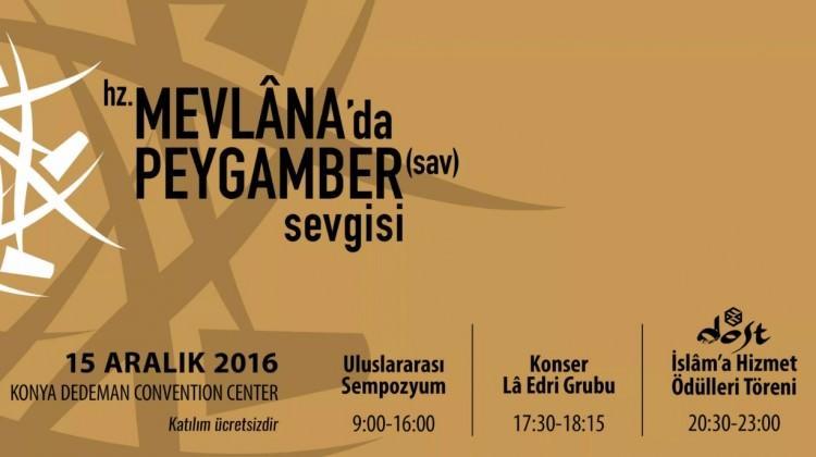 Dost Ödülleri Konya'da
