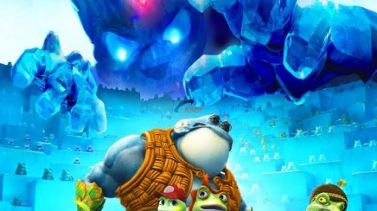 Kurbağa Krallığı 2: Buz Macerası 2016 Fragmanı