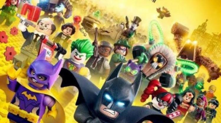 Lego Batman Filmi - The Lego Batman Movie 2017 Fragmanı
