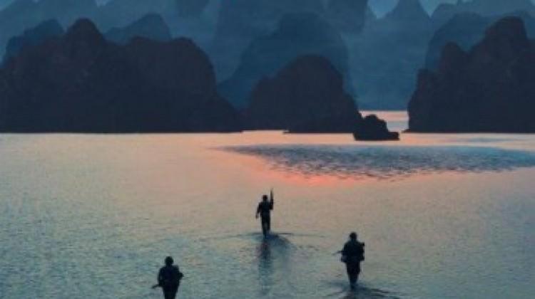 Kong: Kafatası Adası - Kong: Skull Island 2017 Fragmanı