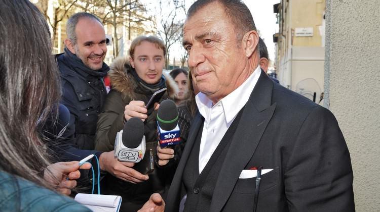 Olay iddia üzerine Fatih Terim'den açıklama!