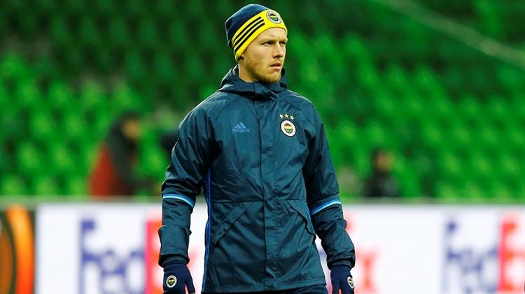 Fenerbahçe'nin Kjaer kararı!