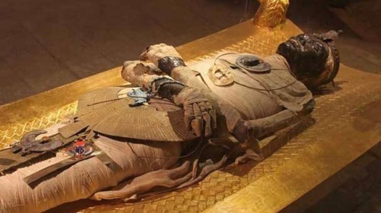 Mısır'daki Mumyalarda Anadolu İzleri