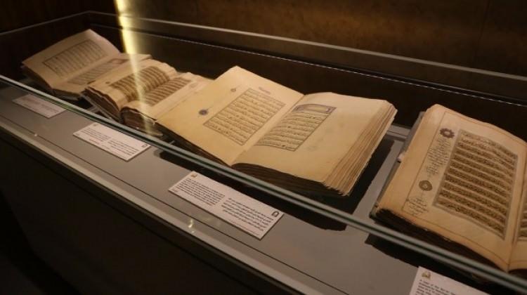 Kur'an-ı Kerim Müzesi ziyaretçisi 2 milyonu aştı