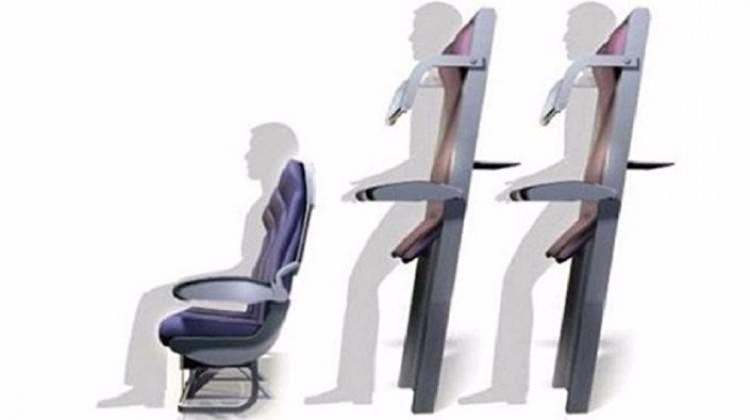 Uçaklarda 'ayakta yolcu' dönemi!