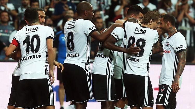 Beşiktaş Devler sahnesinde! Muhtemel 11'ler