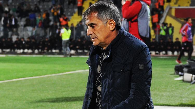 Şenol Güneş Beşiktaş için bunu yaptı!