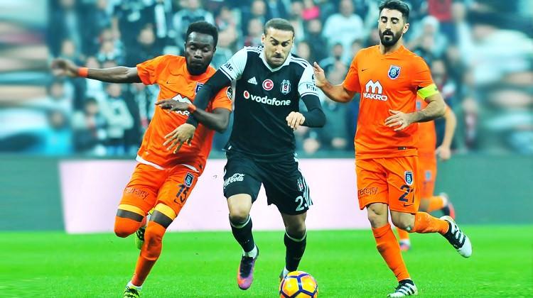 Beşiktaş-Başakşehir maçında muhtemel 11'er