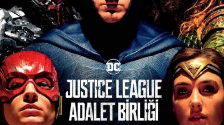 Justice League: Adalet Birliği - Justice League 2017 Fragman