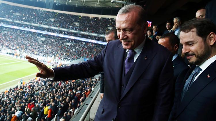 Porto'nun golünden sonra Cumhurbaşkanı'nın o sözü!