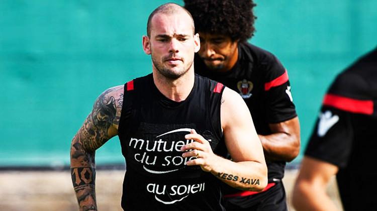 Sneijder ayrılıyor! İşte yeni takımı...