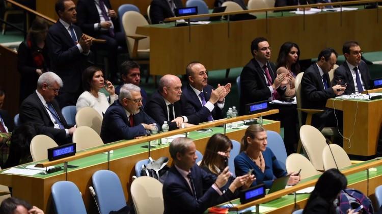 BM Genel Kurulu'nda Kudüs tasarısı kabul edildi!