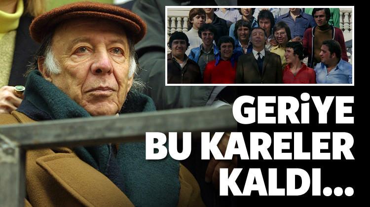 Usta oyuncu Münir Özkul'dan geriye bu kareler kaldı...