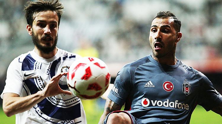 Beşiktaş kupada rövanşa çıkıyor!