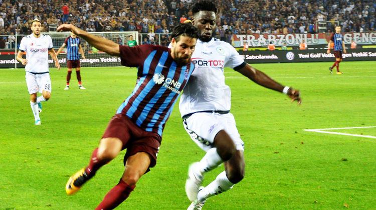 Trabzonspor, Konyaspor karşısında!