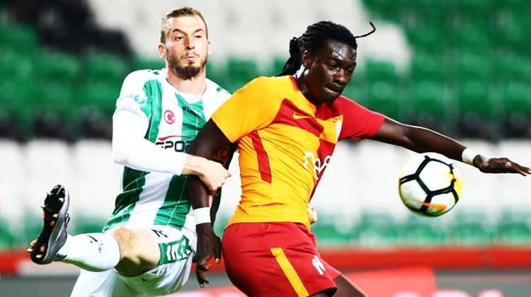 Galatasaray kupada Konya'nın konuğu!