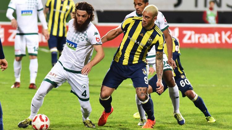 Fenerbahçe'nin konuğu Giresunspor! Muhtemel 11'ler