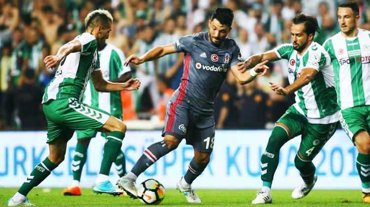 Beşiktaş, Konya deplasmanında! Muhtemel 11'ler