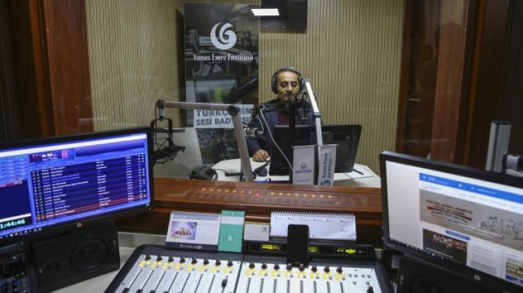 Dünyaya Türkçe seslenen radyo