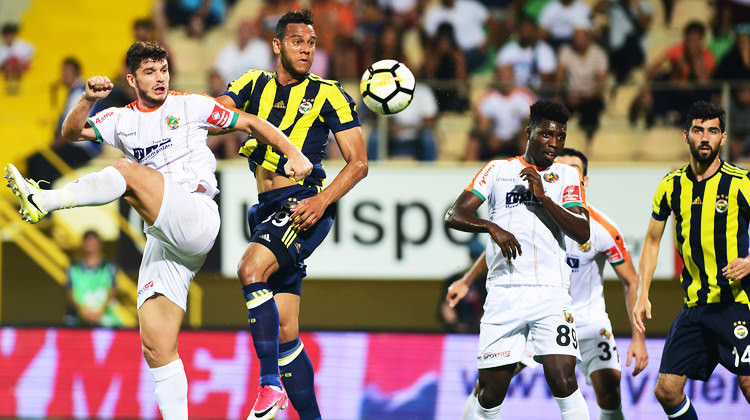 Fenerbahçe - Alanya! Muhtemel 11'ler