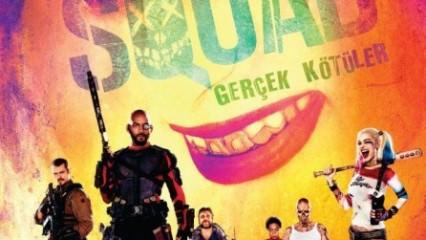 Suicide Squad: Gerçek Kötüler - Suicide Squad Fragman