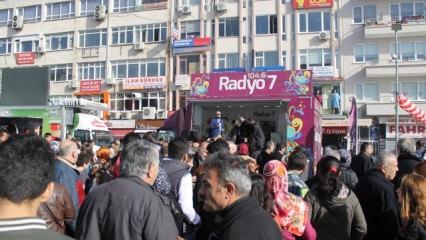 Radyo 7 Hamsi Festivali'ndeydi