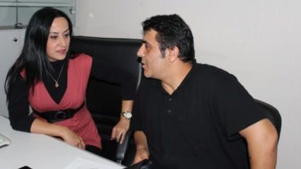 Hüngür hüngür ağlayarak yayına giren ünlü radyocu!