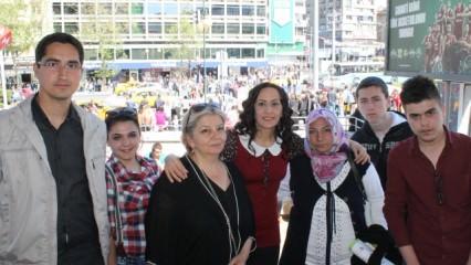 Ankara'da Venhar Sağıroğlu'yla Ebruli Coşkusu