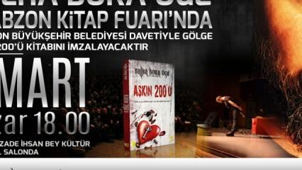 Talha Bora Öge Trabzon'da