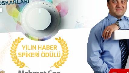 Yılın En İyi Haber Spikeri Mehmet Can