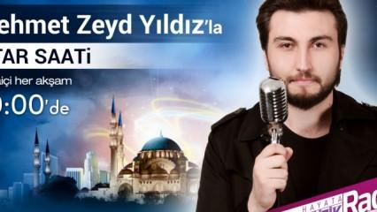 Mehmet Zeyd Yıldız ile İftar Saati