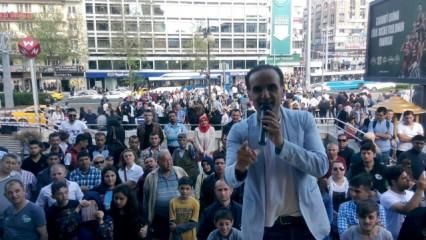 Ankara'da Umut Öztürk'le Umudun RüzgÂrı