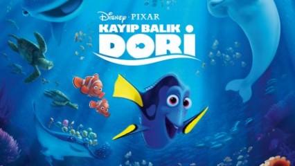 Kayıp Balık Dori - Finding Dory Fragmanı