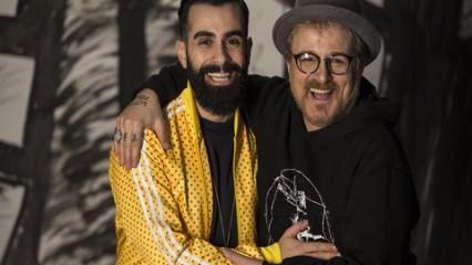 Harun Kolçak ve Gökhan Türkmen