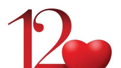 12 kalp tek yürek oldu!