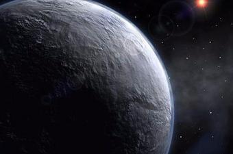 Öyleyse Güneş'in Plüton'dan nasıl göründüğünü anlamak için dolunaydan 264 kat parlak bir gökcismi hayal edebiliriz. Ve bu bizim tan ağarırken gördüğümüz ışığa eşdeğer.