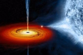 Bir kara deliğin içine nükleer bomba atsak ne olur?