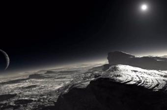 Plüton'da olsaydık gün ışığı nasıl görünürdü?
