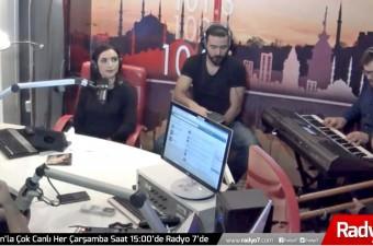 Aysel Yakupoğlu - Olmaz( Radyo7 Akustik)