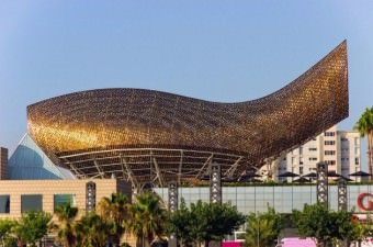 Olympic Fish Pavilion, Barselona